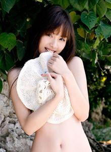 超女陈怡《Angel's Dance》日本性感美女写真图片