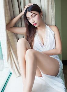 秀人网性感嫩模气质美女霸气欣欣爷写真诱惑套图