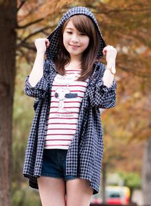 台湾美女甜美可爱萌妹子孙佳歆小清新写真图片