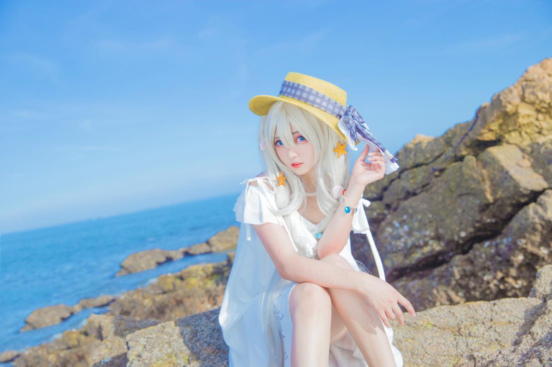 Fate/Grand Order玛丽·安托瓦内特Cos萝莉控写真本
