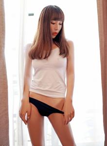 模特夏笑笑Summer最新性感美女酥胸小蛮腰私房写真