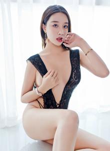 御女郎性感模特御姐筱慧icon蕾丝内衣诱惑美女写真