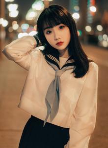 90后清纯美女JK制服汉服高清唯美摄影写真