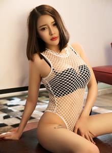 巨乳翘臀美女极品诱惑凯竹Vision廿十无圣光套图