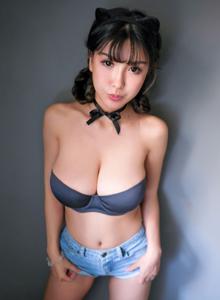 优星馆童颜巨乳萝莉晓茜sunny傲人美胸性感写真套图