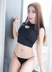 爱蜜社黄歆苑Chobits纯情少女性感喵娘私房写真套图