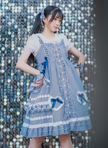双马尾萝莉软妹子lolita装扮日常系列小清新写真图片