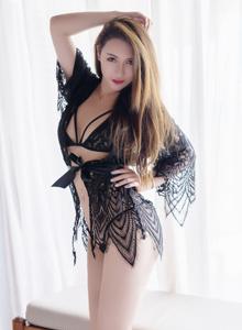 尤蜜荟尤妮丝内衣诱惑傲人美胸翘臀万种风情美女写真
