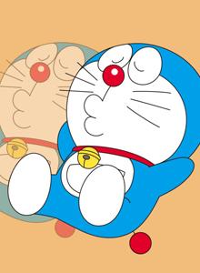 超可爱的多啦A梦(机器猫)动画卡通图片大全