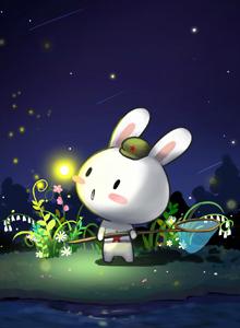 那年那兔那些事儿可爱小兔子卡通图片壁纸大全