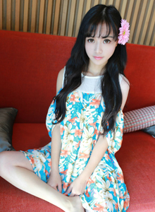 小清新美女秀人网模特Toro羽住泰国曼谷写真图片