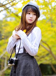 摄影师茶小姐日系可爱萝莉小清新美女摄影写真
