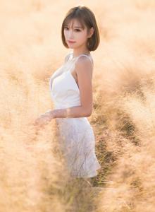 秀人网清纯美女模特杨晨晨sugar女神小清新写真套图