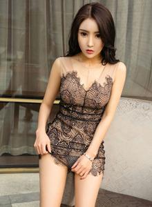 尤果网丰臀巨乳美女模特Toya网红美女私房写真图片