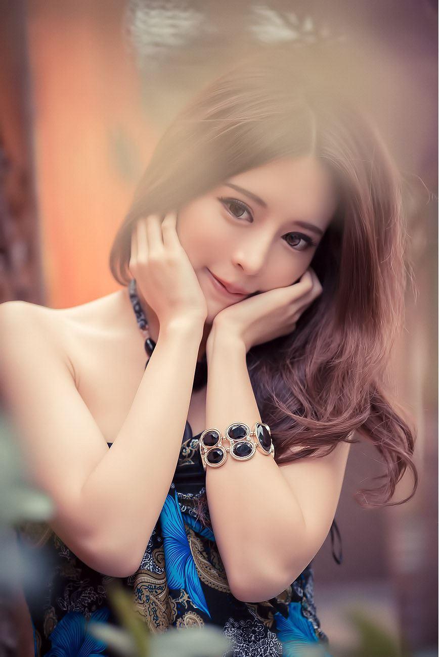 台湾美女花季少女张齐郡清纯美女唯美小清新写真图片