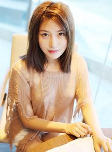 美媛馆许诺Sabrina清纯女神可爱女友系列唯美写真