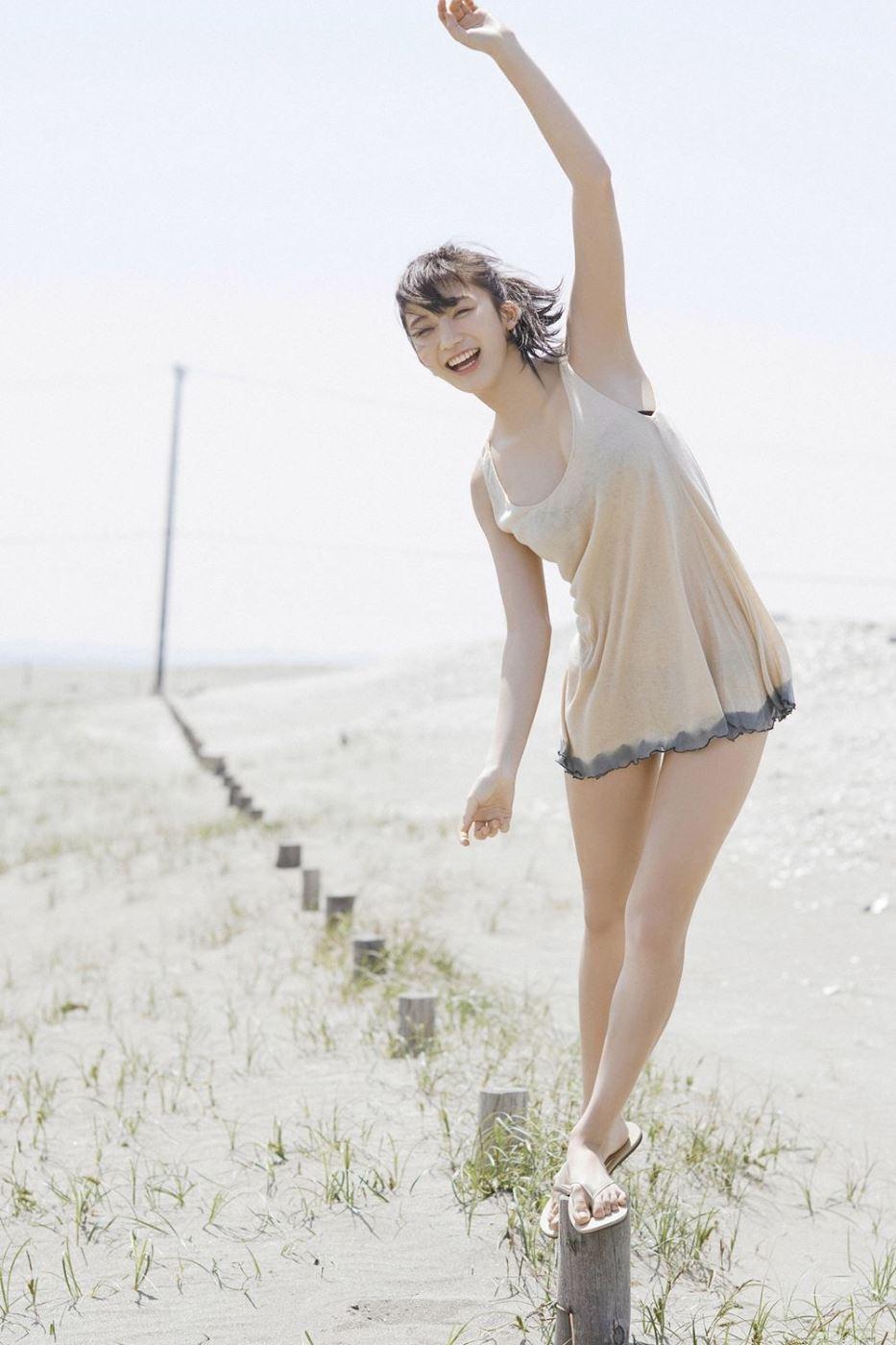 [YS-Web]娇小可爱萌妹子小仓优香吊带衫小清新美女图片