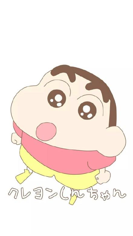 日本热门动漫卡通蜡笔小新手机壁纸图片下载