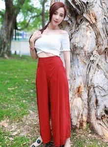 气质模特雨玄小仙女唯美台湾美女高清写真图片
