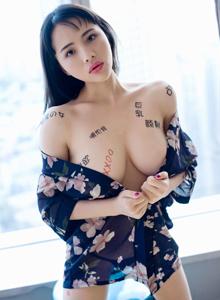 微博红人瑞瑞ruirui丰乳肥臀的大软软美女尤物无圣光写真套图