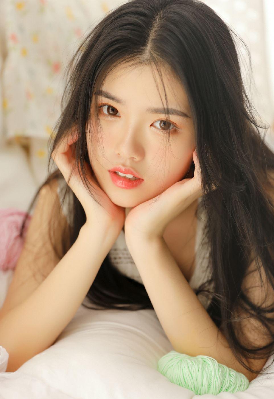 网红美女小姐姐极品大长腿清纯美女校花私房诱惑写真图片