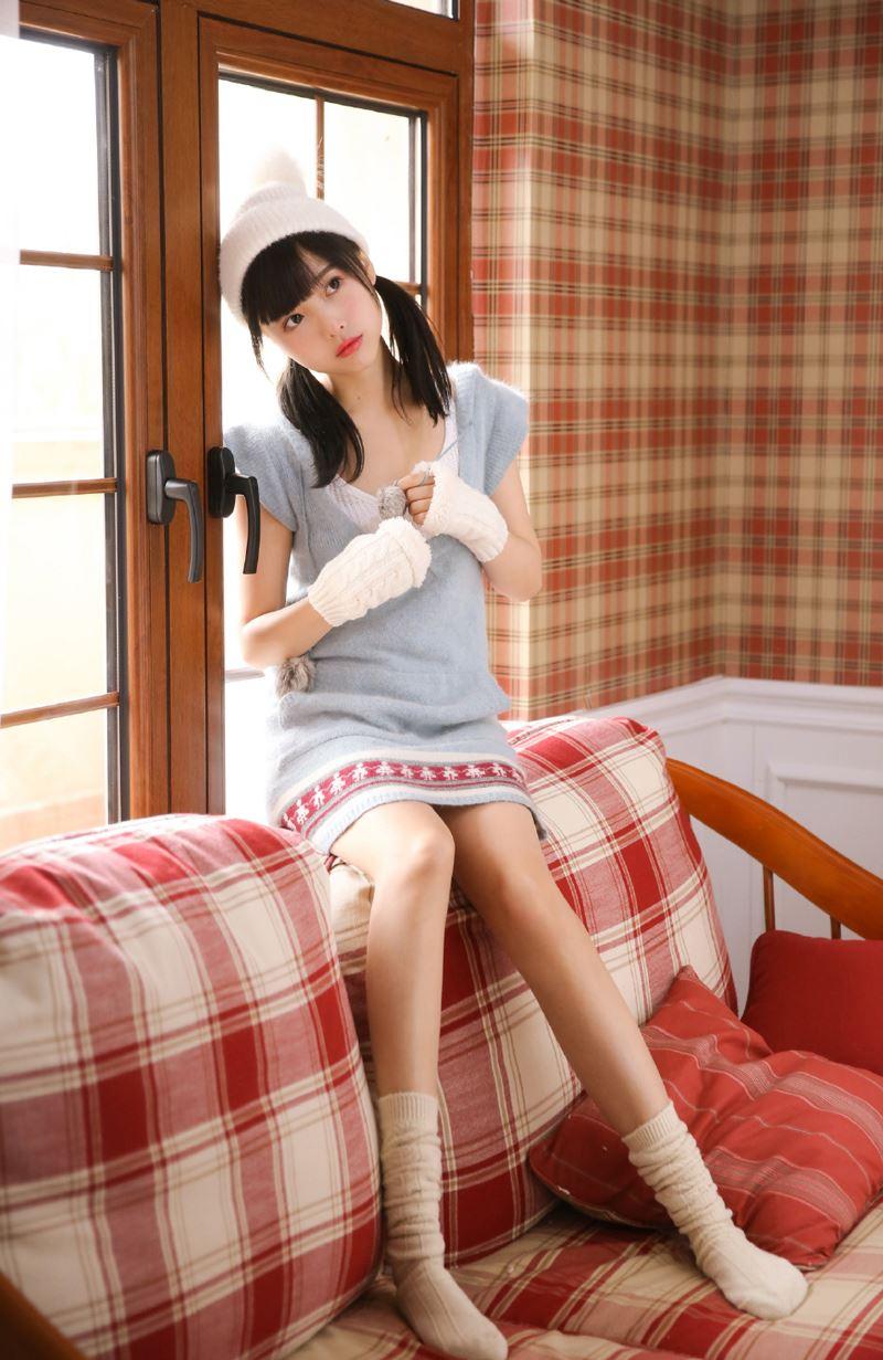 日系养眼美女小姐姐仙气十足可爱到爆的高清写真图片
