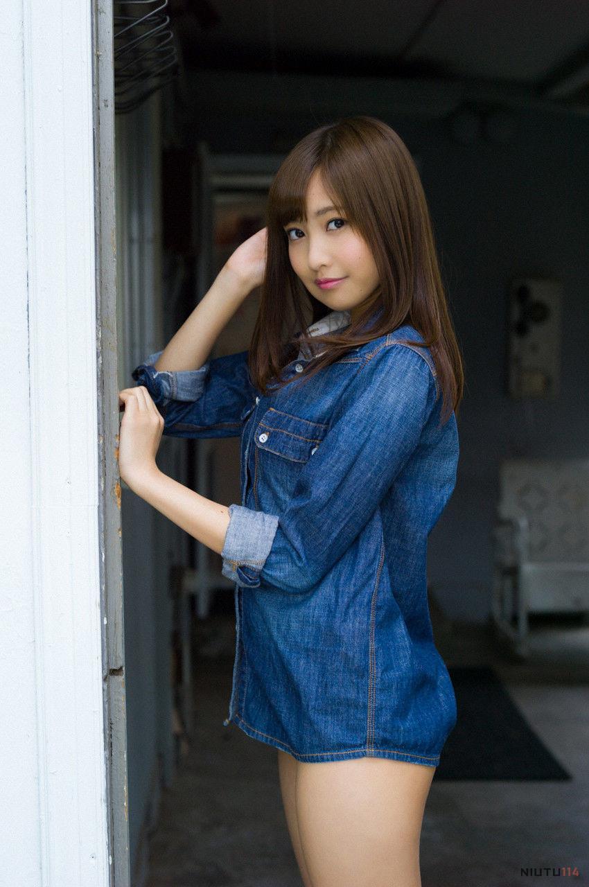 WPB-net日本美女模特佐野雏子清甜可爱妹子写真图片