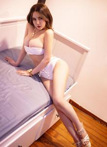 秀人网性感美女温心怡极品巨乳翘臀模特内衣诱惑大尺度