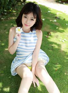 秀人网童颜巨乳模特刘飞儿Faye无圣光性感美女图片