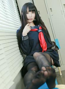 黑丝美女JK制服学生妹御姐控丝足大尺度私房美女图片