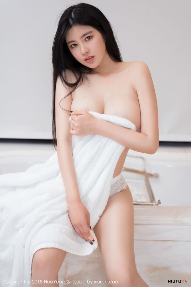 尤物馆湿吻女神李宓儿透视蕾丝美女大胸巨乳性感美女图片
