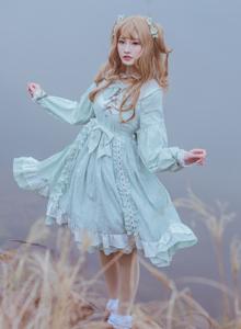 二次元美女小姐姐暮人valkyrie洛丽塔LOLITA服饰写真图片
