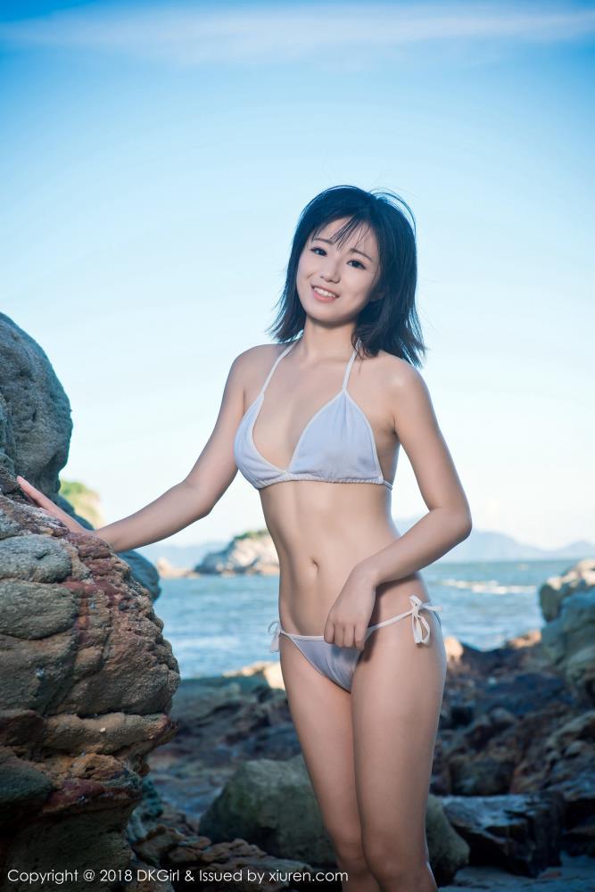 日系清纯美女苍井优香性感比基尼美女系列御女郎模特写真图片