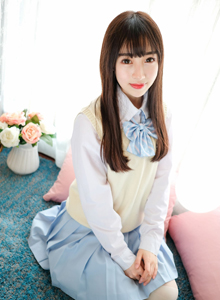 清纯美女丸子mayuki萝莉白丝美腿制服诱惑优星馆写真图片