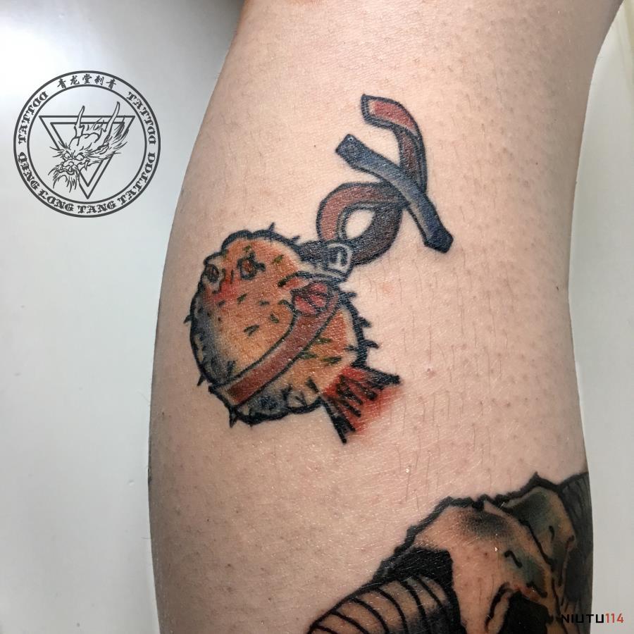 日式纹身手稿大全 日式老传统纹身图片