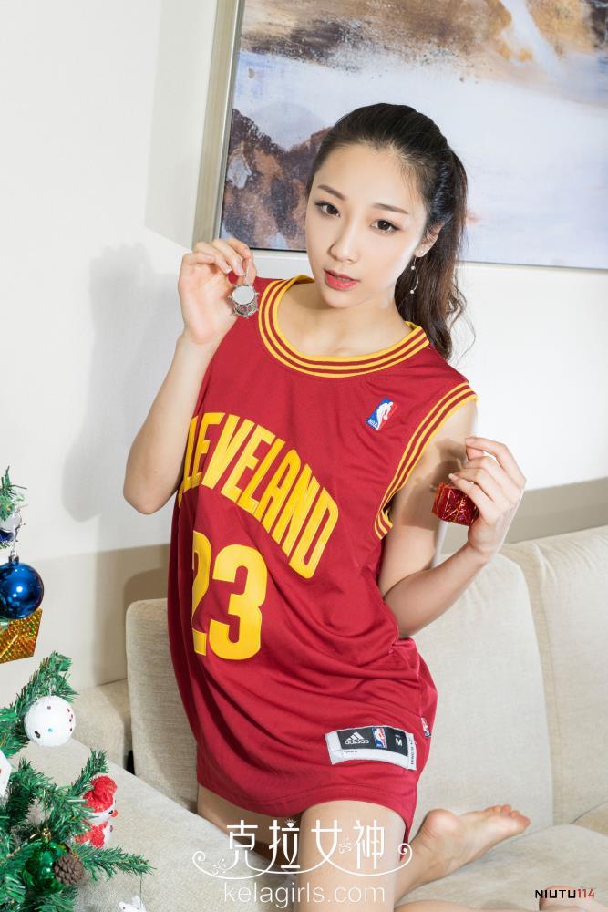克拉女神长腿美女嫩模静静篮球宝贝主题系列写真集全套