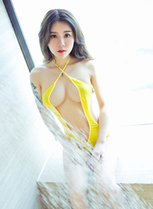 秀人网爱丽莎Lisa无圣光比基尼美女性感湿身爆乳美女写真图片