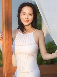 美女明星张嘉倪清纯靓丽美女写真壁纸图片