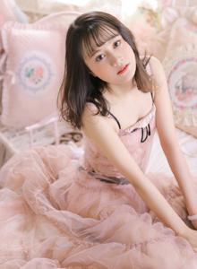 MM131清纯美女写真集 蕾丝吊带美女性感高清美女写真