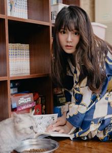 90后慵懒系列美女日系和服美女艺术摄影写真图片