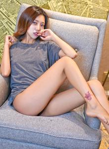 嗲囡囡馮木木LRIS惹火身材性感女神大尺度美臀誘惑私房寫真照