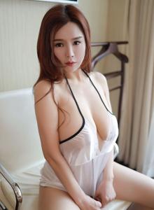 模范学院熟女美人胡润曦蕾丝少妇无圣光性感MM私房高清写真集