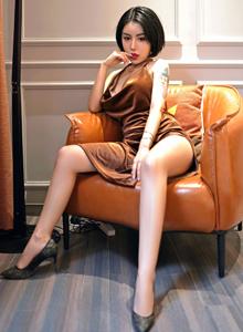 陆梓琪[嗲囡囡FEILIN]无圣光性感美女魅惑私房VOL.123写真集