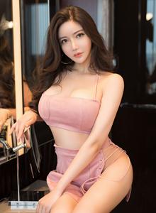 心妍小公主性感巨乳美女蕾丝内衣私房魅惑 [星颜社XINGYAN]李妍曦写真