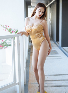 筱慧Icon性感美女小吊带修笔直长美腿诱惑 花漾筱慧Icon写真集