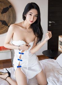 [XIAOYU语画界]Angela喜欢猫|小热巴 - 古典韵味火辣美女长腿诱惑