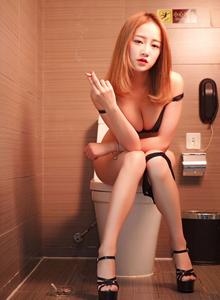 极品美女私房内衣诱惑大尺度 - [RUISG瑞丝馆]新人模特豆浆妹性感写真
