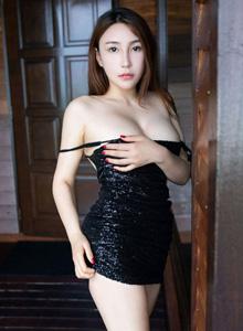 性感丰满巨乳女神白衬衫魅惑私房照 魅妍社模特由美66仙本那美女写真