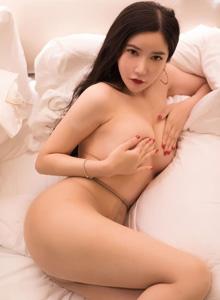 [IMiss爱蜜社]李妍曦心妍小公主性感人体艺术大尺度丰乳翘臀私房照