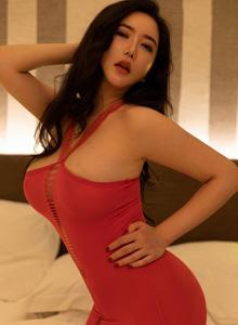 [YouMi尤蜜荟]性感女神心妍小公主性感内衣美女巨乳美女写真